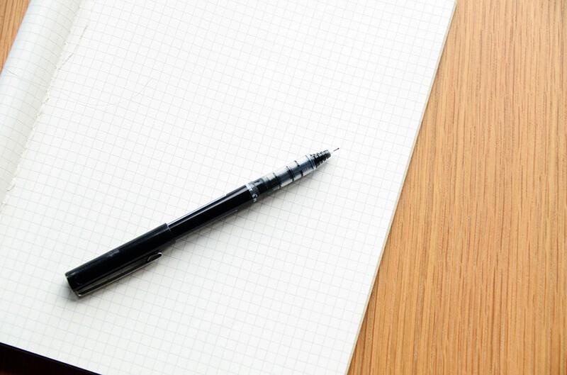 Diseñador Web libreta-lapiz