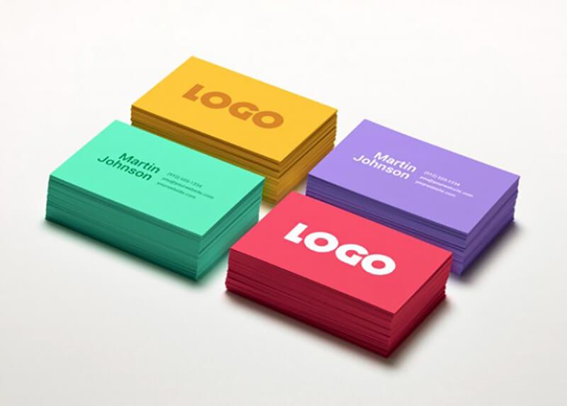 Diseñador Web tarjeta-visita