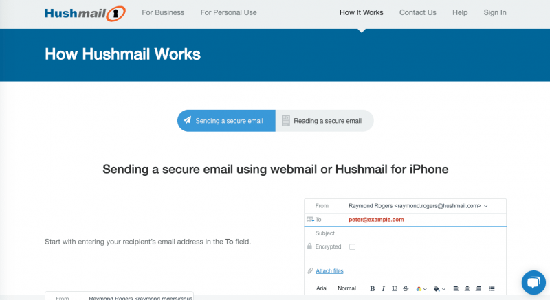 gestores de correo web