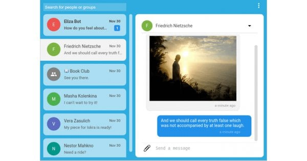 Signal 2 Alternativa a WhatsApp en 2020