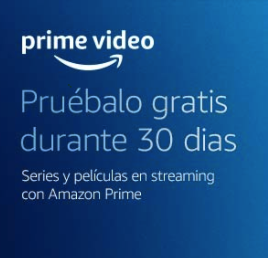 Prime Video 30 días gratis